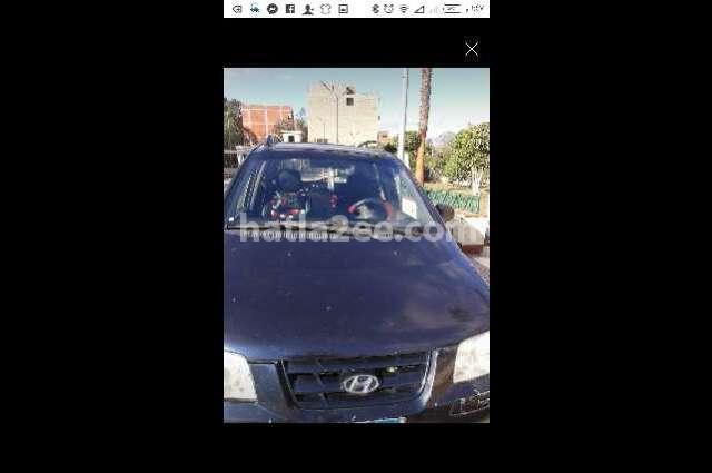 Matrix Hyundai أزرق