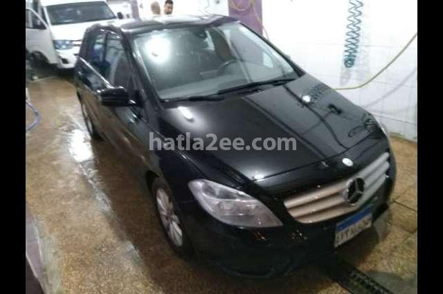 B 180 Mercedes Black