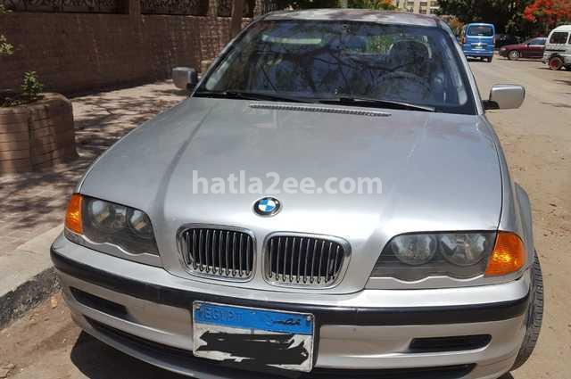 318 BMW Silver