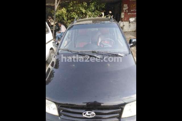 Matrix Hyundai Black
