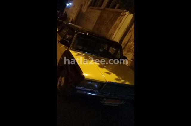 2107 Lada Yellow