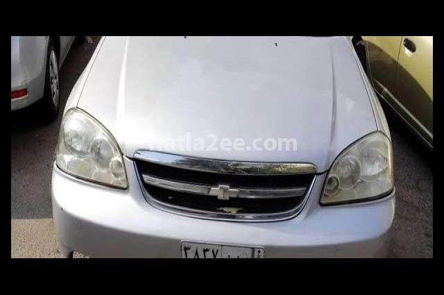Optra Chevrolet Silver