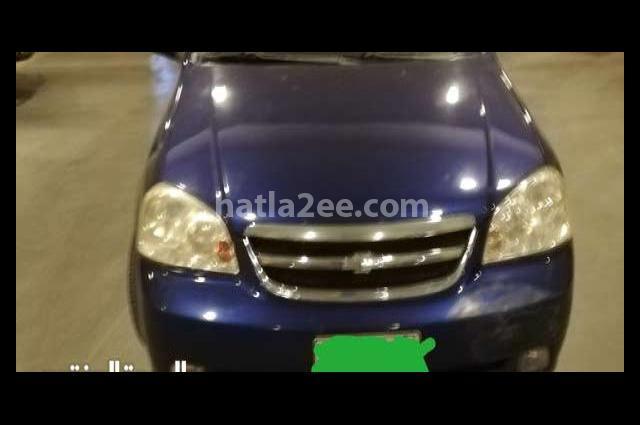 Optra Chevrolet أزرق