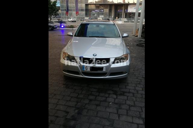 325 BMW فضي