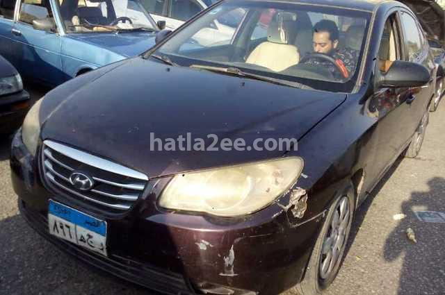 Elantra HD Hyundai Bronze