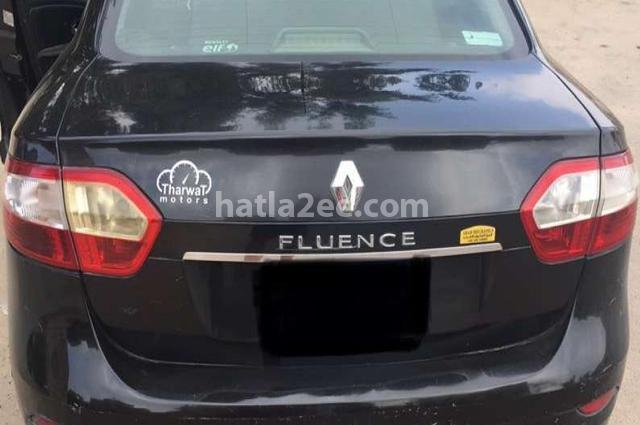 Fluence Renault أسود