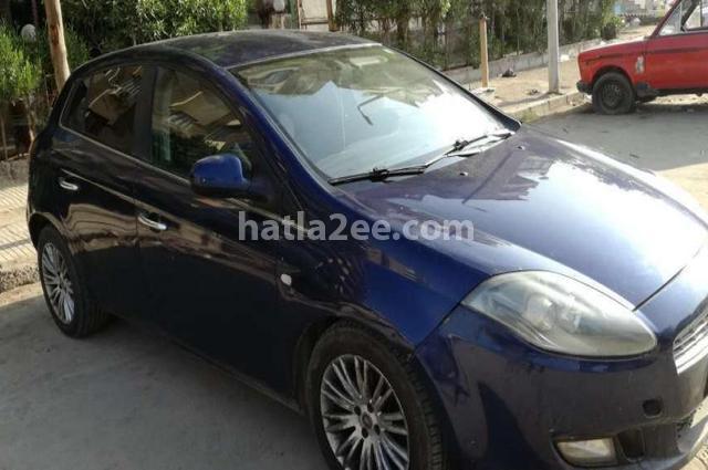 Bravo Fiat أزرق