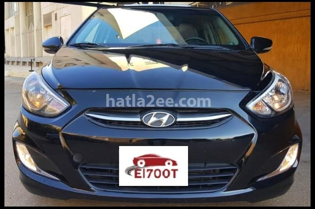 Accent RB Hyundai Black