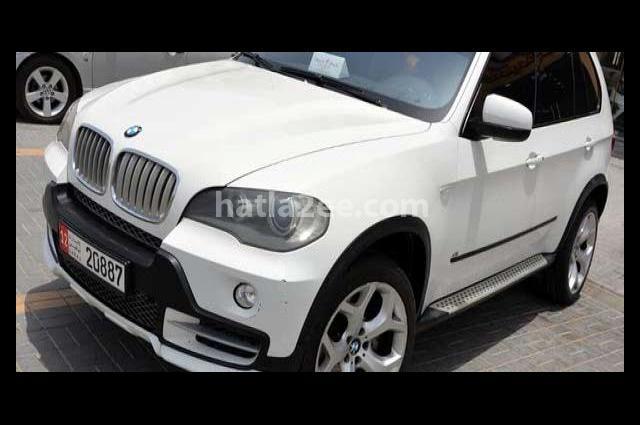 X5 BMW White