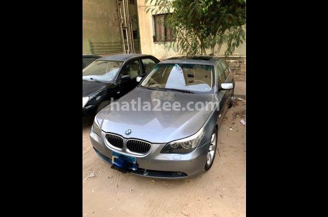 525 BMW Silver