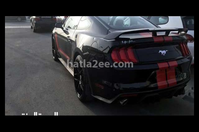 Mustang Ford Black