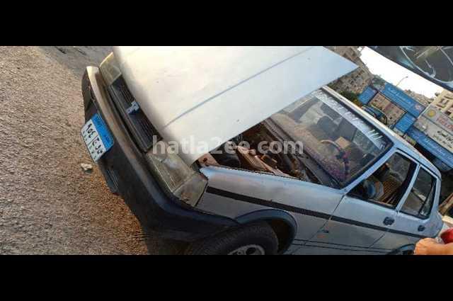 Shahin Fiat رمادي