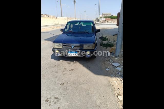 Shahin Fiat الأزرق الداكن