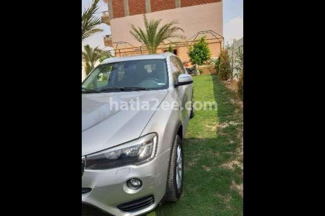 X3 BMW Silver