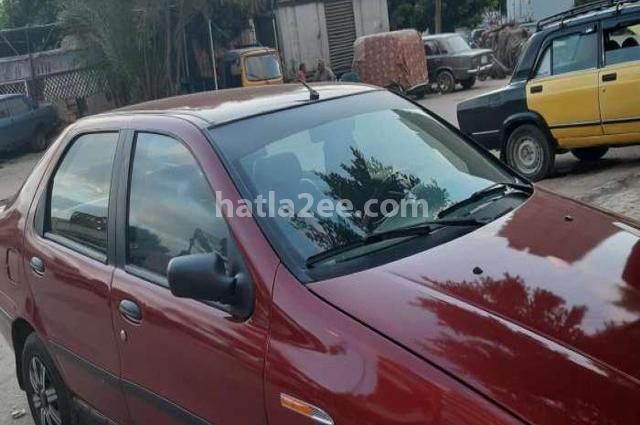 Siena Fiat Dark red