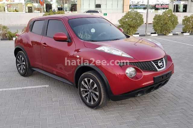 Juke Nissan Red