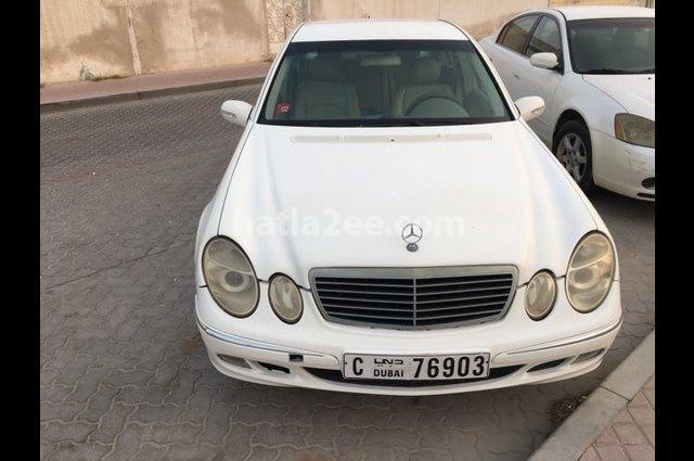 240 Mercedes White