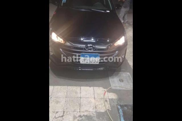 Elantra AD Hyundai Black