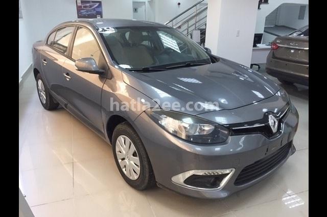 Fluence Renault Gray