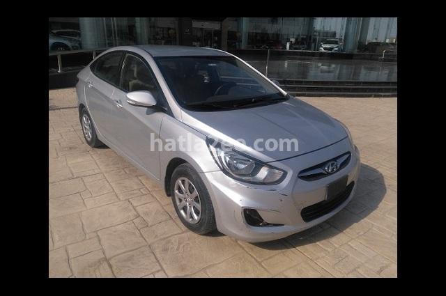 Accent RB Hyundai Silver