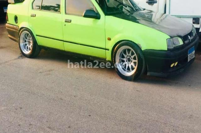 Rainbow Renault اصفر