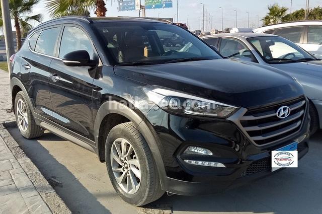 Tucson Hyundai Black