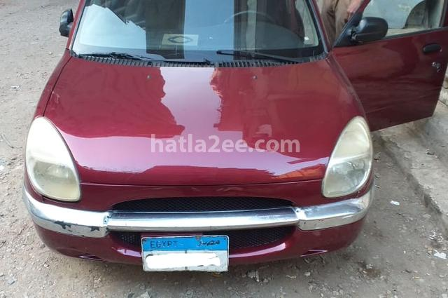 SIRION Daihatsu احمر غامق