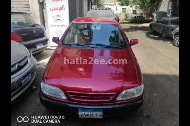 Xsara Citroën Red