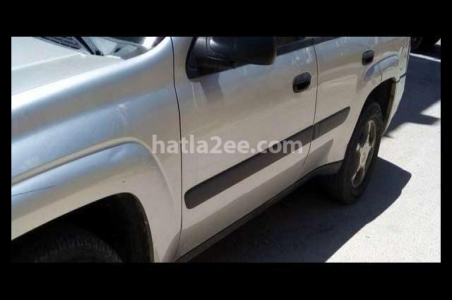Blazer Chevrolet Silver