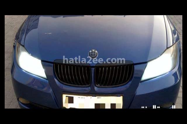 325 BMW أزرق