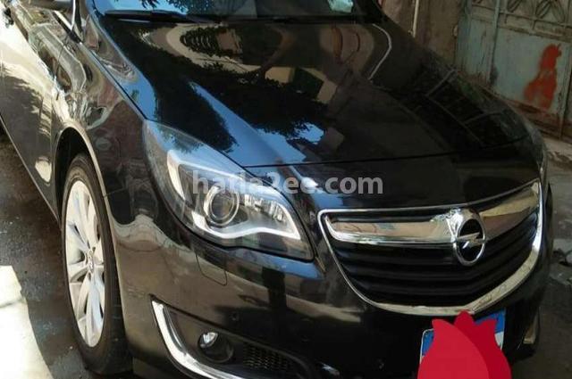 Insignia Opel Black