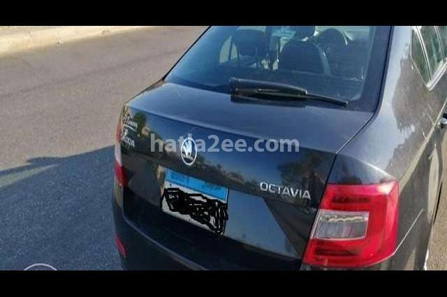 Octavia A7 Skoda Black