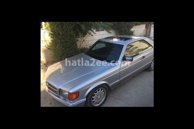560 Mercedes Gray