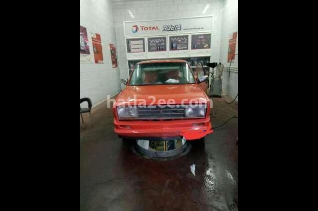 131 Fiat Orange