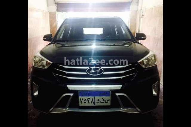Creta Hyundai أسود