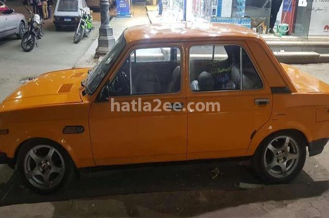 128 Fiat Orange