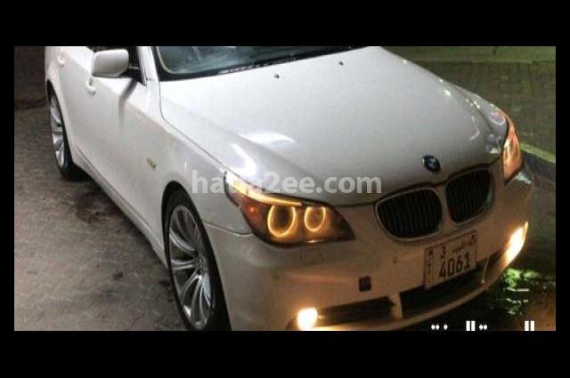 523 BMW أبيض