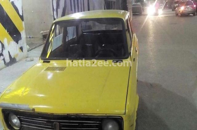 128 Fiat اصفر
