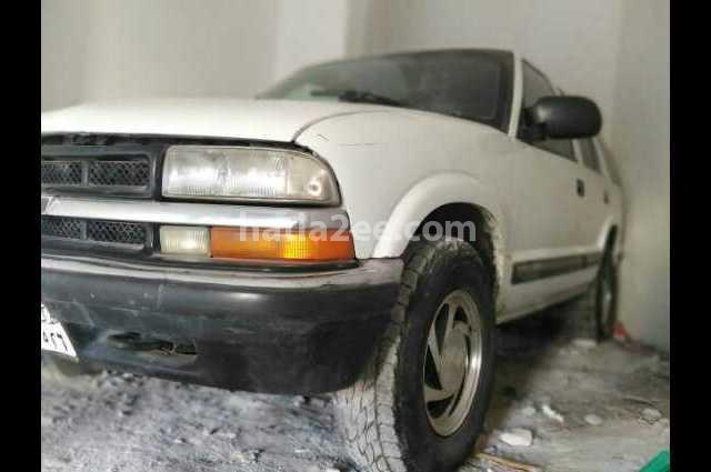 Blazer Chevrolet White