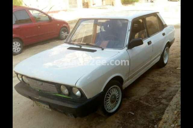 132 Fiat White