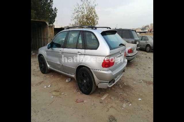 X5 BMW فضي