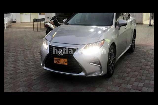 Es Lexus Silver