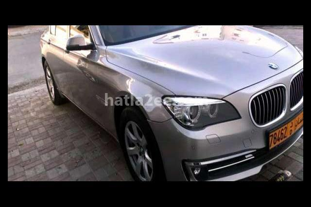 730 BMW Silver