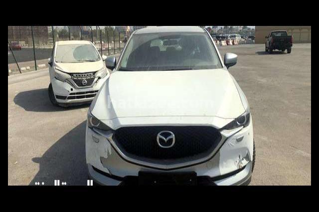 CX 5 Mazda Silver