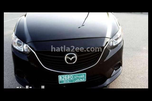 Mazda 6 Mazda Black