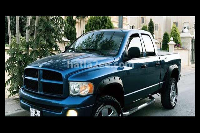Ram Dodge Blue