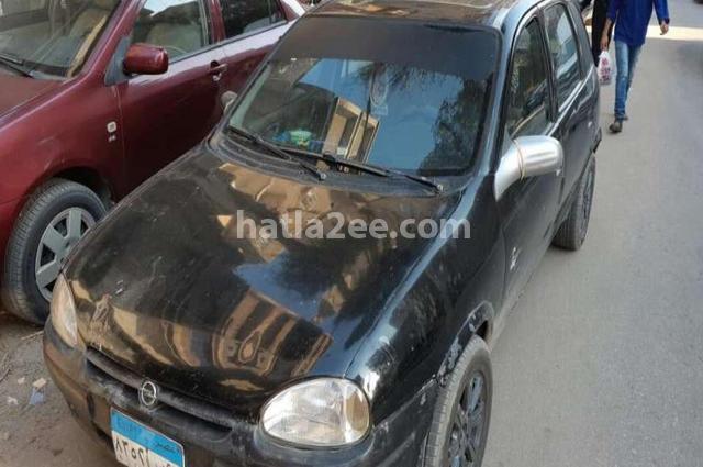 Corsa Opel Black
