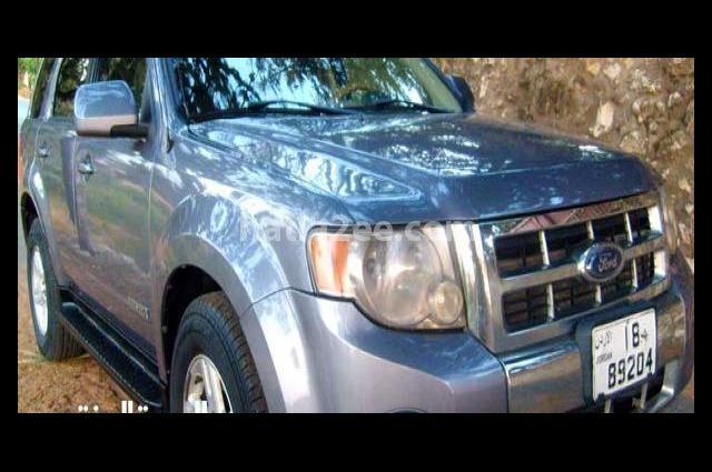 Escape Ford Blue