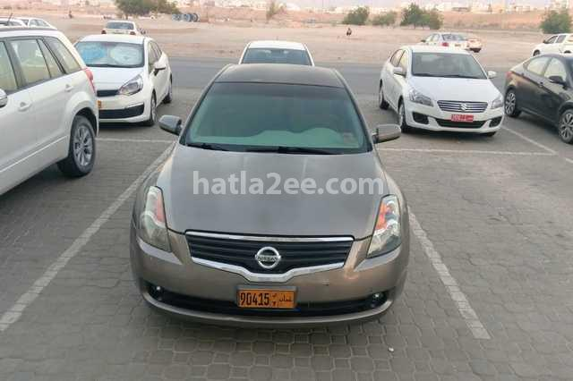 Altima Nissan Gold