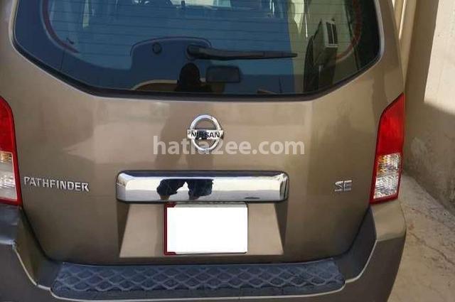 Pathfinder Nissan Gold